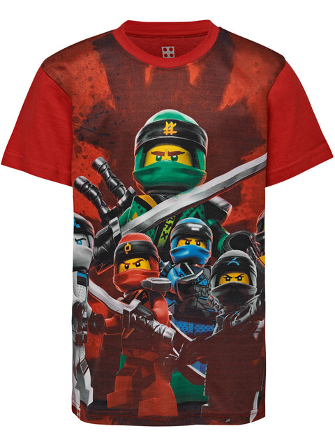 LEGO wear CM 50256 - T-shirt manches courtes Enfant - rouge